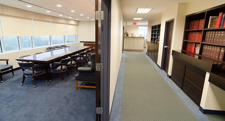 Regus Office Suite, Bridgeport, CT