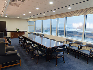 Offic Interior Design_Regus Office Suite, Bridgeport, CT- by Russell and Dawson