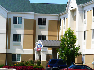 Candlewood Suites_Hotel Design Firm in Connecticut_by Russell and Dawson