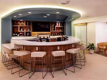 Element Hotel_Hospitality Design and Architecture Design Services in Massachusettes_by Russell and Dawson
