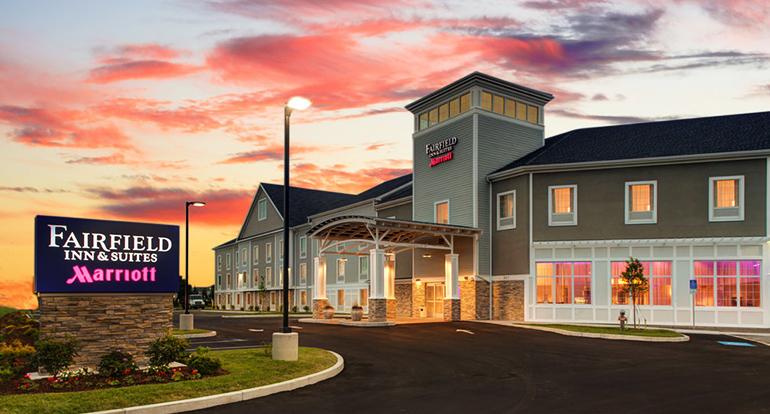 Fairfield Inn and Suites, Hyannis, MA
