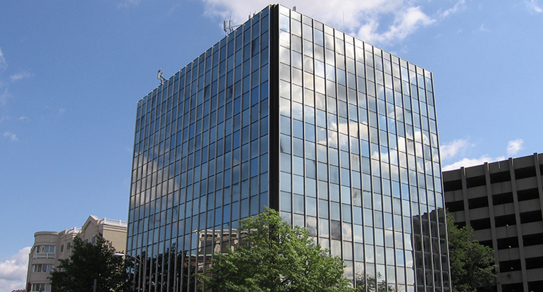 Hartford Medical Office_Office Architecture Design in Connecticut_by Russell and Dawson
