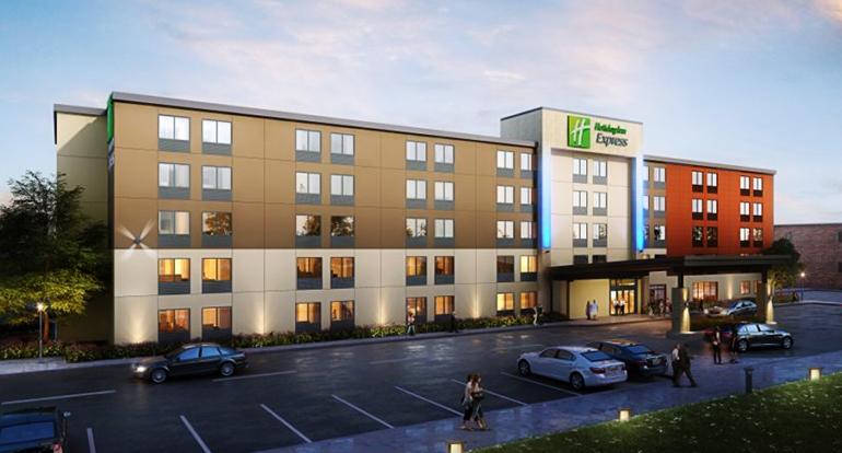 Holiday Inn Express, Chelmsford, MA