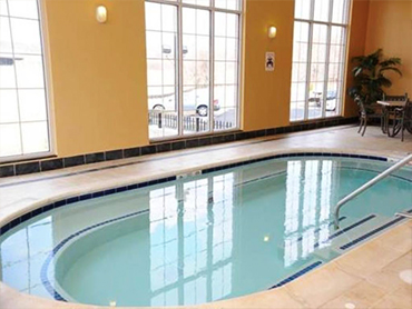 Swimming Pool Design_Hyatt Place, Milford, CT_Full Architecture and Engineering Design Services_by Russell and Dawson