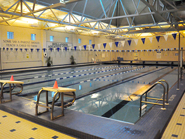 Jewish Community Center, Hartford, Connecticut_Community Recreation Design Project_by Russell and Dawson