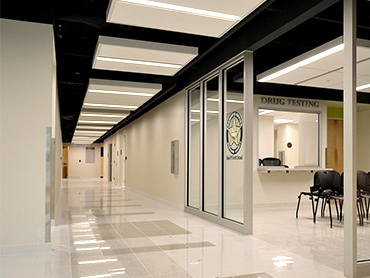 Main Lobby_BCJC_By Russell and Dawson