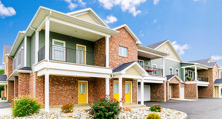 Mayfield Place, Enfield, CT_Multi-Family Residential Project-by Russell and Dawson