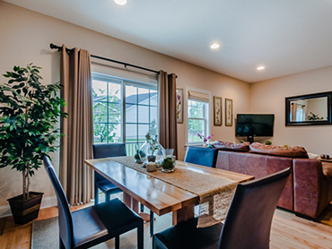 Interiors of Miller Farm_CT_Multi Family Residential Project in Connecticut_by Russell and Dawson