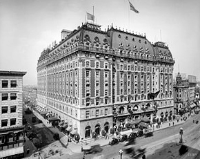 Hotel_Astor-at-Times-square-in-New_York-Evolution of Hospitality Industry_Blog_Hotel Architecture Firms_by Russell and Dawson