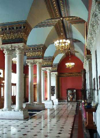 Architecture and Engineering Design for Connecticut State Capitol_by Russell and Dawson