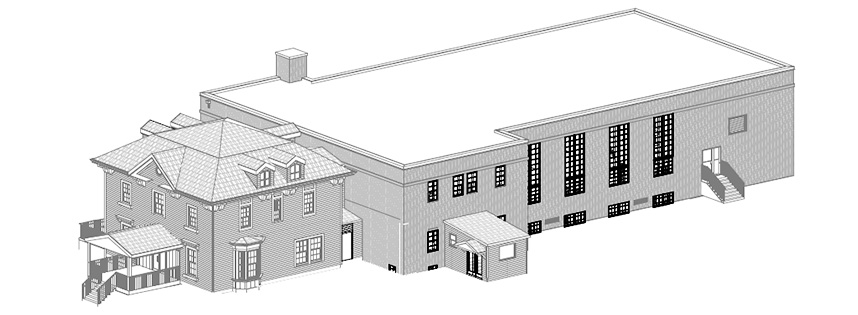 East View Apartment_ Schematic Design Services_by Russell and Dawson