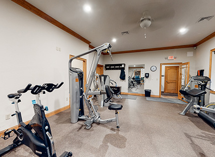 Gym Amenities_Top Trends adopted by Multi-Residential Architectural Design Firms_Blog_by Russell and Dawson