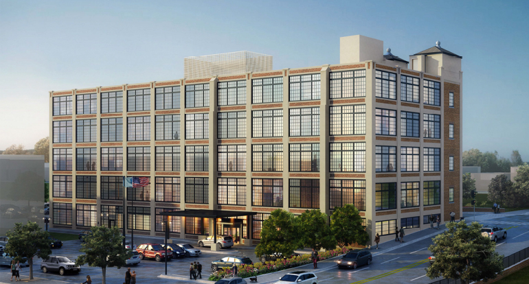 Cambria Hotel Conversion_MEPF, Structural and Architecture Design_Boston_by Russell and Dawson