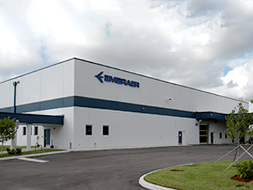 Embraer Office and Warehouse2, Fort Lauderdale, FL_By Russell and Dawson