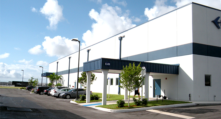Embraer Office and Warehouse3, Fort Lauderdale, FL_By Russell and Dawson