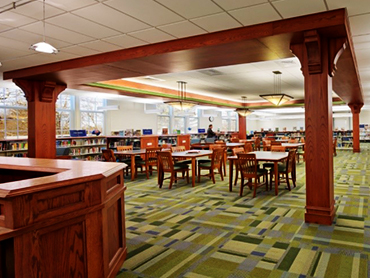 Griswold Middle School Architecture Design Services- By Russell and Dawson