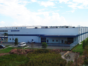 Embraer Office and Warehouse, Fort Lauderdale, FL_By Russell and Dawson