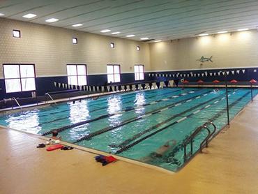 Swimming Pool, JCC