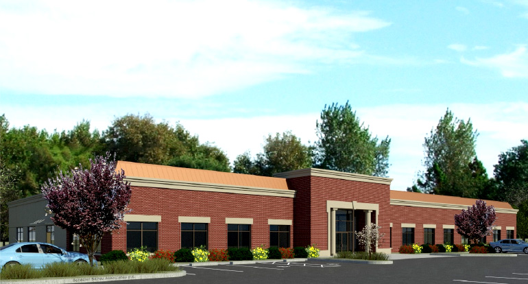 medical office building_Middlebury_CT_by Russell and Dawson