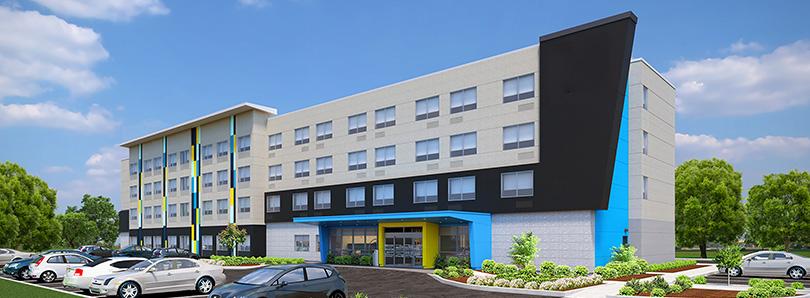 Tru Hotel, Windsor Locks, CT_by Russell and Dawson
