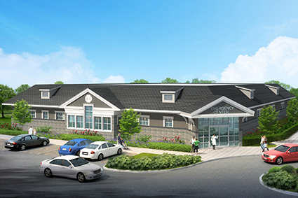 Backus-Medical-Center_Architecture Design_by Russell and Dawson