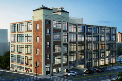 Boston-Rendering_Sustainable Development_by Russell and Dawson