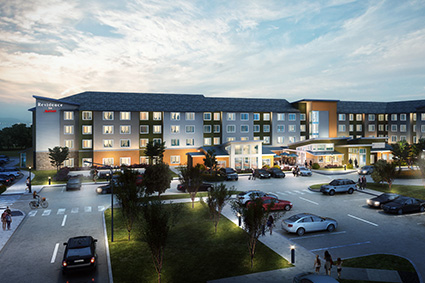 Residence-Inn_Hospitality Architecture and Interior Designs_by Russell and Dawson