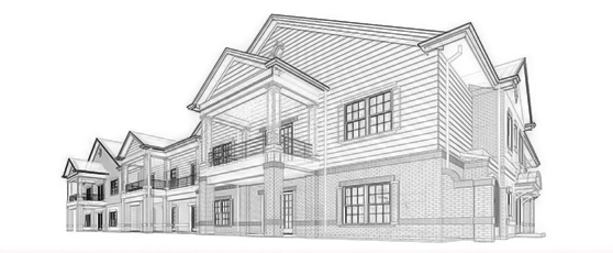 Architectural Project Approach for Design-Bid-Build Project by Russell and Dawson