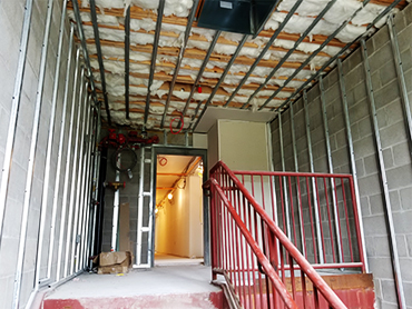 Residence Inn Hamden, CT_ Construction Administration by Russell and Dawson